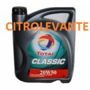 ACEITE TOTAL 20W50 5L.