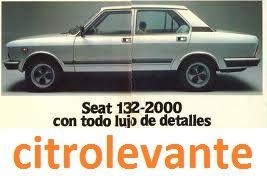 SEAT 132