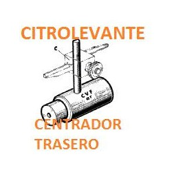 CENTRADOR FRENO TRASERO