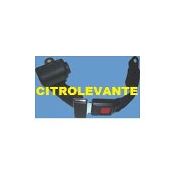 CINTURON SEGURIDAD 2 Puntos AUTOMATIC