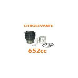 JUEGO CAMISAS Y PISTONES 652 cc
