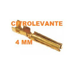 TERMINAL REDONDO 4mm