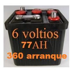 BATERÍA 6V - 85AH