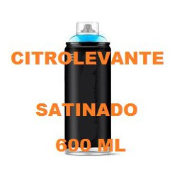 SPRAY NEGRO SATINADO 600 ml