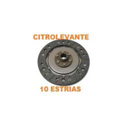 DISCO EMBRAGUE 10 ESTRIAS