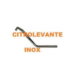 TUBO INTERMEDIO INOX