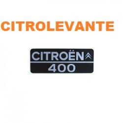ADHESIVO CITROËN 400