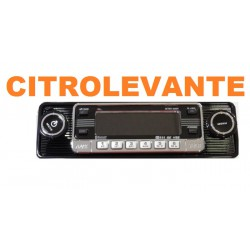 RADIO RETRO Negro