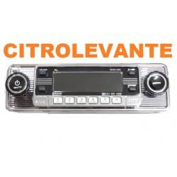 RADIO RETRO Cromado