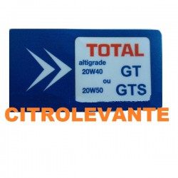 ADHESIVO LUBRICANTE TOTAL