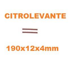 JUNTA CUELLO 195x10,5x2,5mm