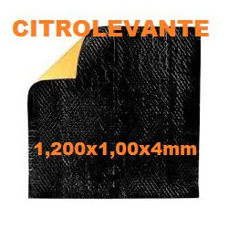 PLANCHA alquitran Adhesiva 1 x 0,60 mm