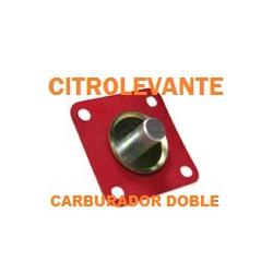 DIAFRAGMA CARBURADOR DOBLE
