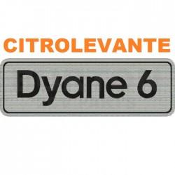 ADHESIVO DYANE 6